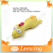 Special Price Yellow Rubber Chicken Toy
