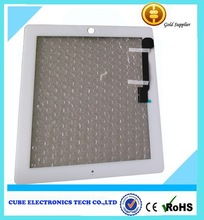 Factory Manufacturer Touch Screen Digitizer for iPad 2 with Low Prices , Cheap Tablets Screen , LCD + Touch Screen for iPad 2