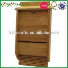bird choice pine wood bat house