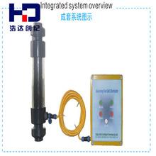 weak brine Electrolysis Swimming pool water disinfection salt chlorinator machine