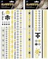 2015 prodotti più venduti angelo tatuaggio temporaneo