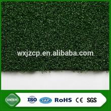 Fake artificial soccer gate ball grass