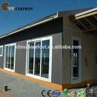 Composite panel decorative walls