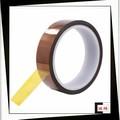 Adhésif polyimide bandes d'isolation électrique 200mm pour l'imprimante 3d avec l'iso et certificats sgs