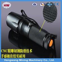 self defensive flashlight/flashlight pen/hunting flashlight