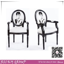 Audrey Hepburn Design Cheap Conference Room Chairs RQ20642D