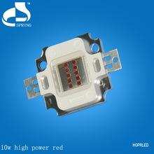 Low light attenuation 10W led red daytime running