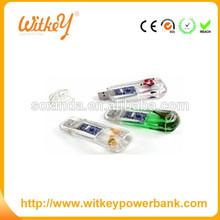 Hot sales full capacity factory wholesales bulk liquid usb flash drive 500gb