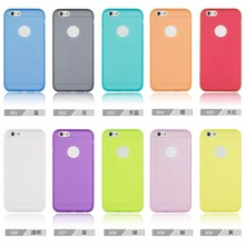 Ultrathin tpu mobile phone cover case for iphone 6 ,for iphone tpu case