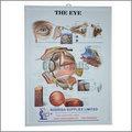 Poster 3d médica, drogariailustração prontuário
