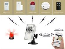 Sinopine H.264 Pan/Tilt/Zoom two way audio P2P indoor PTZ IP camera