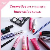 cosmetic set,Eyeshadow set hot pink series cosmetic brush set