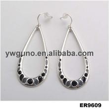 popular hot selling tear silver earring