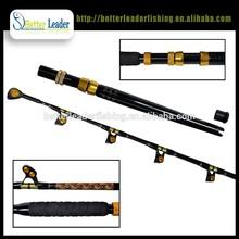 high quality fiberglass trolling fishing rod