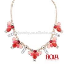 crystal necklace glue