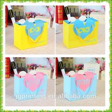 valentines day decoration paper bag