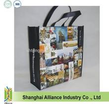 Non Woven Laminated Bag/Laminated Non Woven Bag/PP Non Woven Photo Printing Bag