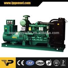60Hz 350kw electric power diesel generator price