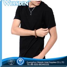 220 grams Guangzhou silk/cotton fashion printing tie dye tshirt