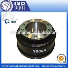 WEBB GUNITE brake drum 3600A for truck