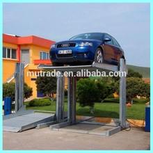 Mutrade Parking pay parking system mechanical multilevel car stack