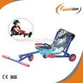 Crianças moto scooter/scooter passeio/3 roda de scooter onda
