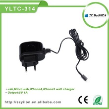 high quality OEM 5V 1A for samsung galaxy ace s5830 charging charger ic r