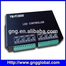 8129 pixels multi channel 1903 /2812/2801 led pixel controller