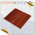 foto del pvc soffitto bordo legno