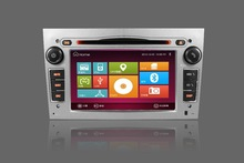 2DIN for Opel Car DVD With Radio/RDS/SD/Bluetooth/SWC/GPS/External Mic/CANBUS