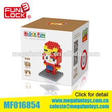 Hello kitty new model LOZ Building block toys nano block