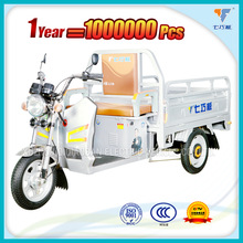 Electric rickshaw adult tricycle for cargo, electric brushless motor trike vehicle, China electric truck manufacturer