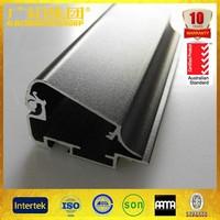 Durable ledlight aluminum quarter round