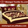 Cheap king size luxury hotel bedding set 3d comforter bedding set with curtains patchwork velvet quilt bedding set
