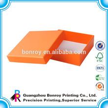 Custom lid and base type cosmetic cardboard box