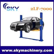 Sky 2LF-7000, garage equipment auto workshop equipment mobile car lift