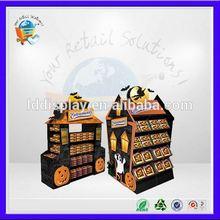 Customize pos corrugated furniture cardboard display pallet