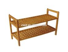 Best Supplier In China Wood Walnut Shoe Rack