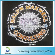 dmc hot fix rhinestone motif designs special logo custom