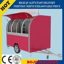 Fv-29 móvel cozinha food van / comida móvel vans / máquina de venda automática