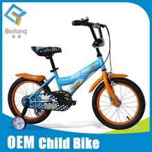 steel material navy blue bikes for children