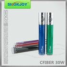 SMOKJOY Newest 30W Cfiber !!!Sub ohm battery e cigarette wholesale perfect for sub ohm tanks