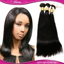 2015 wholesale price unprocessed tresses hair