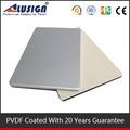 Alusign compuesto de aluminio junta/hoja/placa