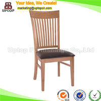 (SP-EC827) Hot sale classic high back hotel wooden dining chair