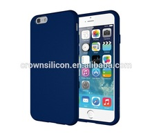 Hot selling high quality for silicone 6 plus cover , simple silicone phone case made in Dongguan factory