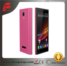 Low price china mobile phone oem 4g lte cdma+gsm android smartphone