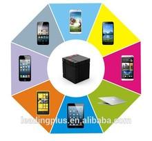 Cube Shaped Portable Bluetooth Mini Speaker CE ROHS certificates