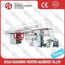 CHANGHONG Brand Satellite Type CI Flexo Printing Machine/ CI Flexographic Press