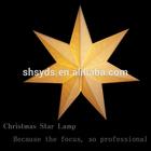 2014 Christmas paper star